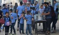 L'UE débloquera 40 millions d'euros supplémentaires pour l'UNRWA