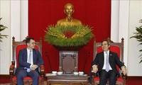 Dynamiser la coopération commerciale Vietnam-Roumanie