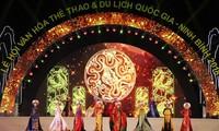 Ouverture de la fête culturelle, sportive et touristique nationale de Ninh Binh