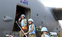 Vietnam/France: partage d'expériences dans les opérations de maintien de la paix de l'ONU