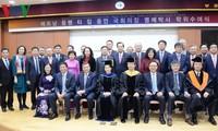 Les Vietnamiens en République de Corée servent de passerelle entre les deux peuples