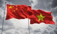 Vietnam-Chine : fin du 12e cycle de négociations sur les secteurs peu sensibles