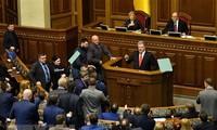 L'Ukraine enterre le traité d'amitié avec la Russie