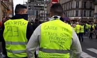"""""""Acte 6"""" des """"gilets jaunes"""" en France"""