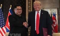Pyongyang est satisfait des discussions avec Washington