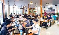 Les startups et les grands groupes se cherchent