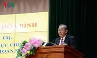 Truong Hoà Binh confie des missions à l'Audit d'État
