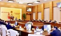 31e session du comité permanent de l'Assemblée nationale, 14e législature