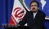 L'Iran annonce la remise en liberté d'une ressortissante française détenue depuis octobre