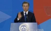 Moon Jae-in se prépare pour la coopération économique intercoréenne