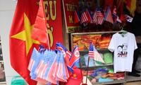 Sommet Trump-Kim: les commerces souhaitent profiter de l'occasion