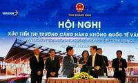 L'aéroport international de Vân Dôn prépare l'accueil de vols internationaux