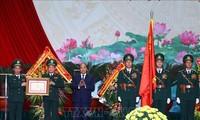 Nguyên Xuân Phuc à la Journée traditionnelle des garde-frontières