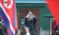 Kim Jong-un termine sa visite officielle au Vietnam