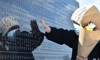 Le Japon commémore la triple tragédie du 11 mars 2011