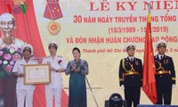 Tân Cang Saigon souffle ses 30 bougies en présence de Nguyên Thi Kim Ngân