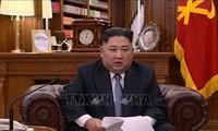 Kim Jong-un a dirigé une réunion de chefs militaires