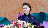 Nguyên Thi Kim Ngân entame sa tournée parlementaire