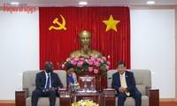La Banque mondiale se focalise sur les infrastructures de Binh Duong