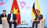 Le Vietnam et Brunei renforcent leurs liens