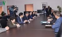 Nguyên Thi Kim Ngân reçoit le gouverneur de la préfecture de Marrackech