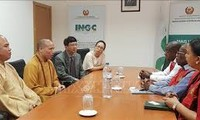 Les bouddhistes vietnamiens au chevet des victimes du cyclone Idai au Mozambique