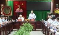 Nguyên Xuân Phuc à Soc Trang