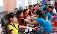 Journée nationale de don du sang