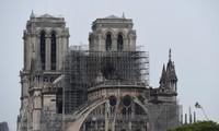 Incendie de Notre-Dame de Paris : pas de preuve d'acte volontaire