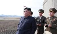 Kim Jong-un supervise le test d'une nouvelle arme tactique