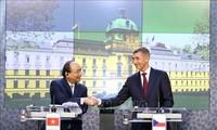 Un espace de coopération plus vaste avec la Roumanie et la République tchèque