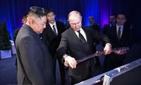 Russie: Kim Jong-un a quitté Vladivostok