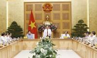 Réunion du Conseil consultatif des réformes administratives du Premier ministre