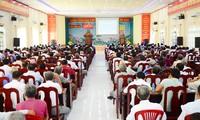 Conférence sur la gestion des frontières terrestres entre le Vietnam et le Cambodge à Dông Thap