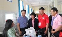 Lâm Dông: coup d'envoi de l'Itinéraire rouge 2019