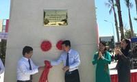 Inauguration de la première «cité éducative internationale» à Quang Ngai