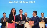 Les entrepreneurs japonais saluent l'accord de libre-échange Vietnam-Union Européenne