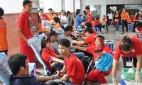 « Les gouttes rouges de Hô Chi Minh-ville »