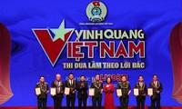 « Gloire au Vietnam 2019 » : mise à l'honneur de 19 collectifs et individus