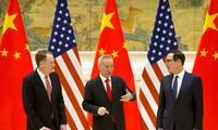 Reprise des discussions entre responsables américains et chinois