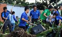 Les jeunes participent à la protection de l'environnement et à l'adaptation au changement climatique