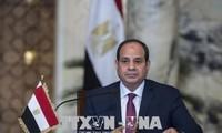 Égypte-collision entre voitures: le président Abdel Fattah al-Sissi évoque une attaque terroriste
