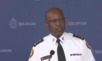 Canada : Le chef de la police de Toronto « préoccupé » par la vague de fusillades
