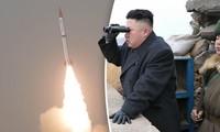 Kim Jong-un qualifie les récents tirs nord-coréens d'«avertissement»