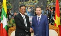 Sécurité: 7e round de dialogue Vietnam-Myanmar