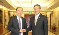 12e édition de la «Consultation politique Vietnam - Singapour»