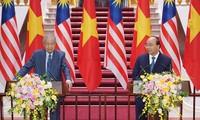 Communiqué commun Vietnam-Malaisie