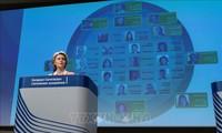 Ursula von der Leyen présente la nouvelle composition de la CE