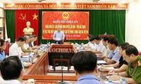 Uông Chu Luu supervise la lutte contre les abus sur enfants à Bac Giang
