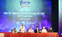 Coup d'envoi de VOV's KPop contest 2019